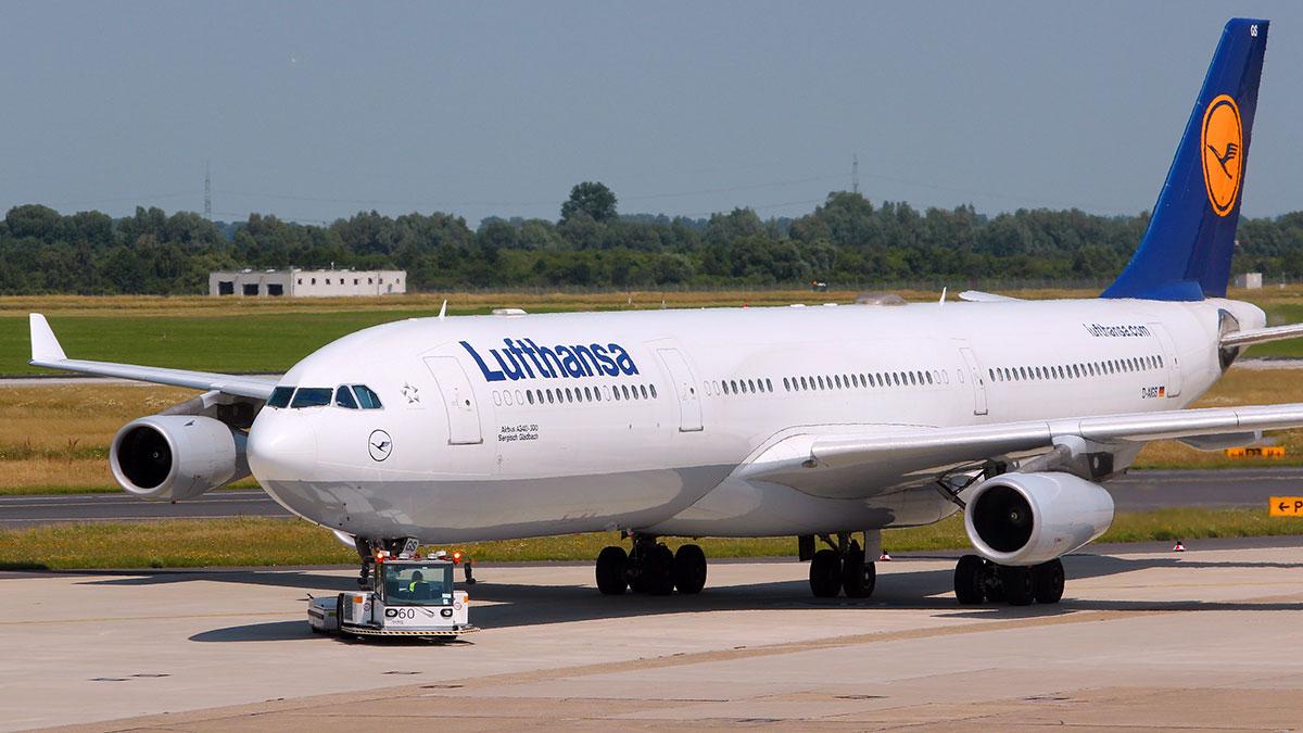 Plany lotów linii Lufthansa do Polski. Najwięcej zyska Warszawa