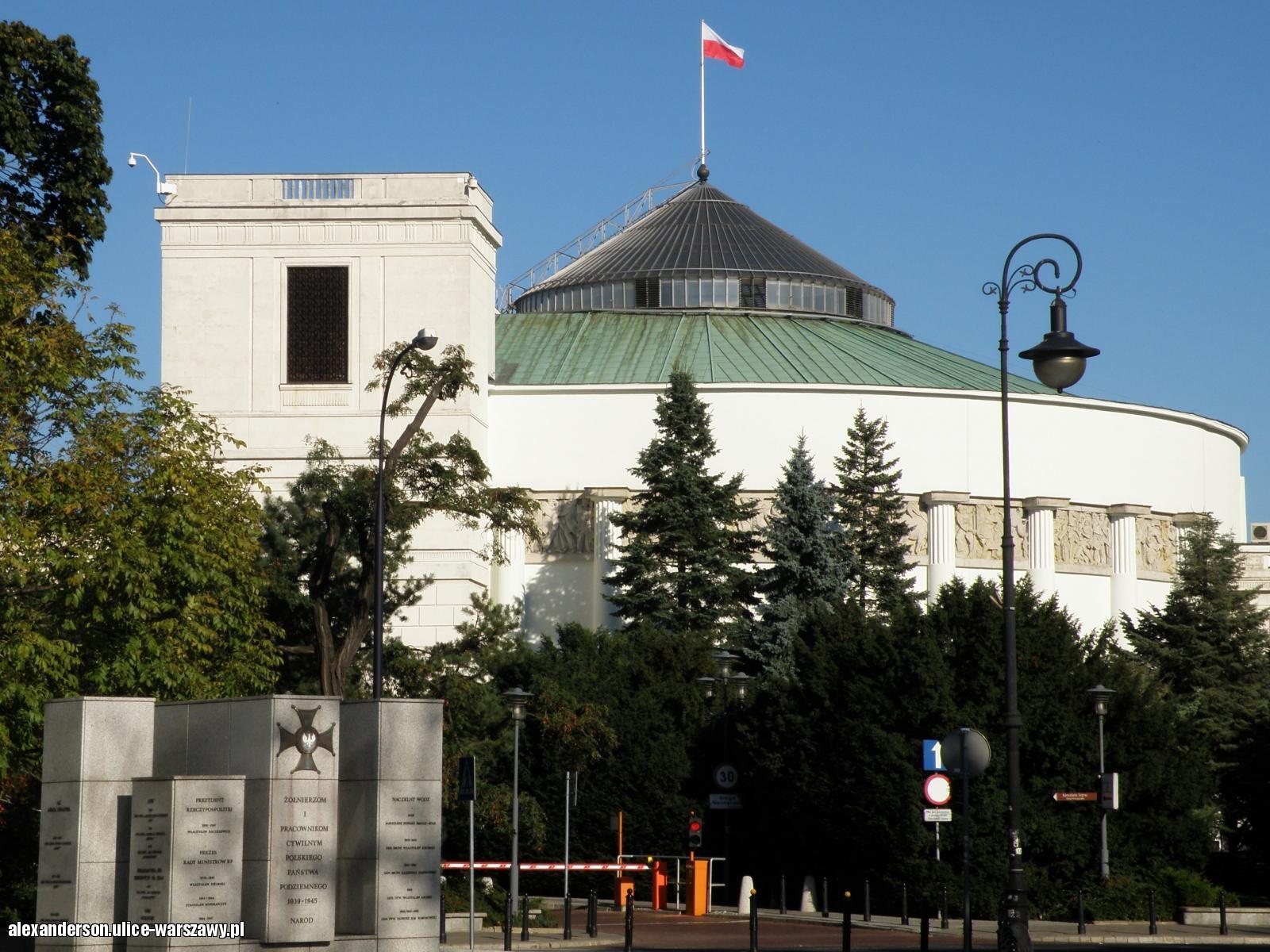 Parlamentarne awantury