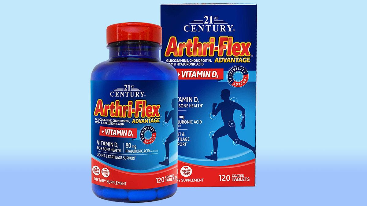 Arthri Flex wspomaga tworzenie mazi dla lepszej ochrony twoich stawów