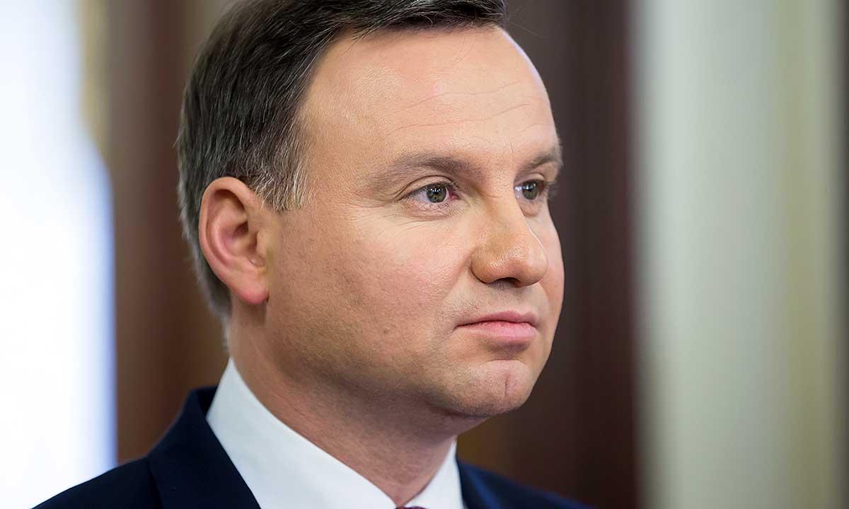 Andrzej Duda zaostrza retorykę wyborczą