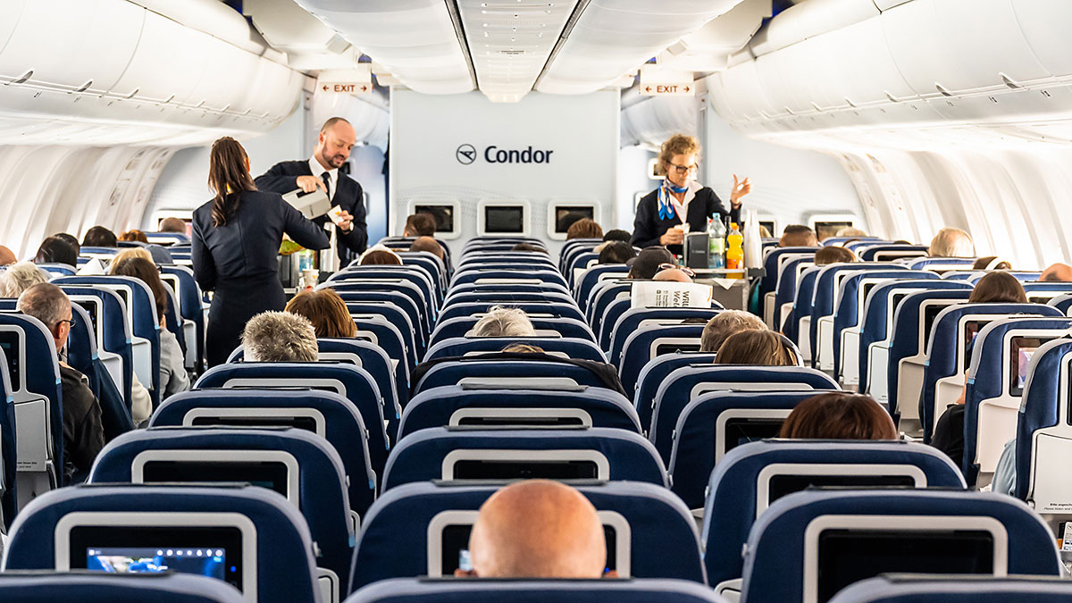 Prezes Condora dałby LOT-owi drugą szansę!