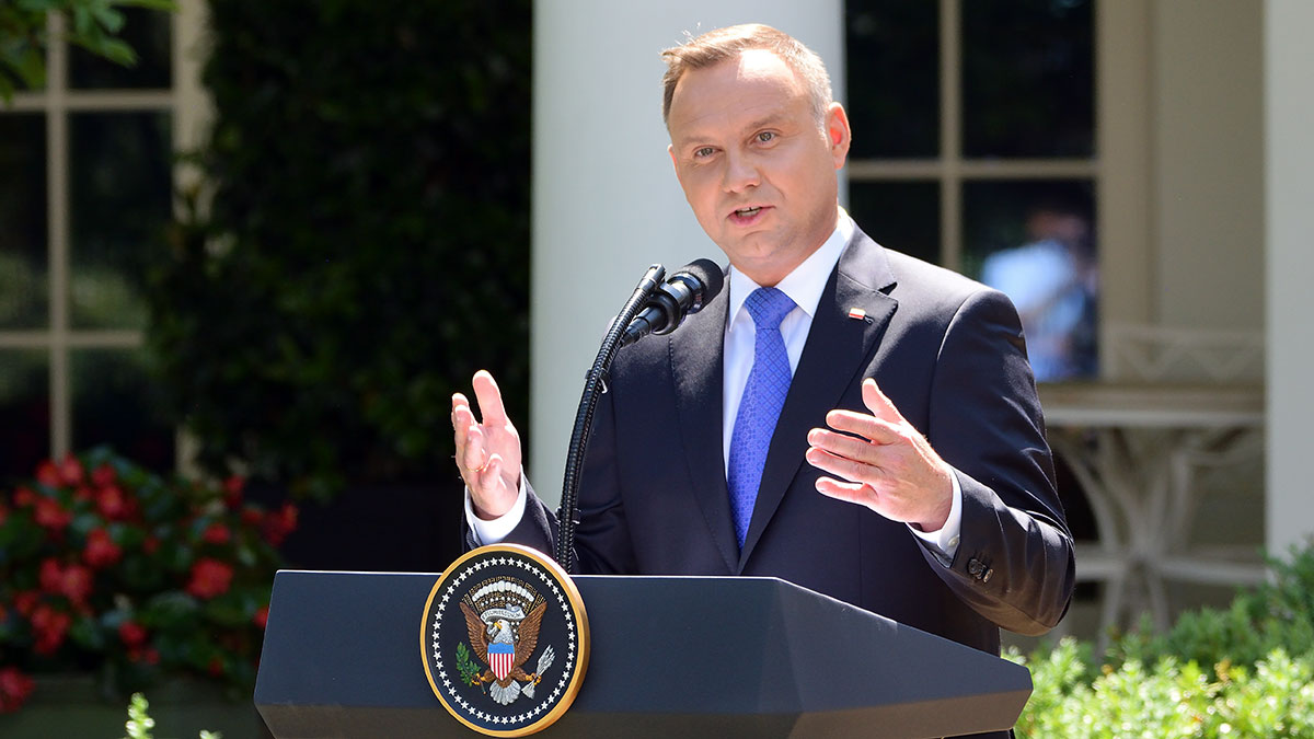 President Trump to Meet with President Duda at the White House