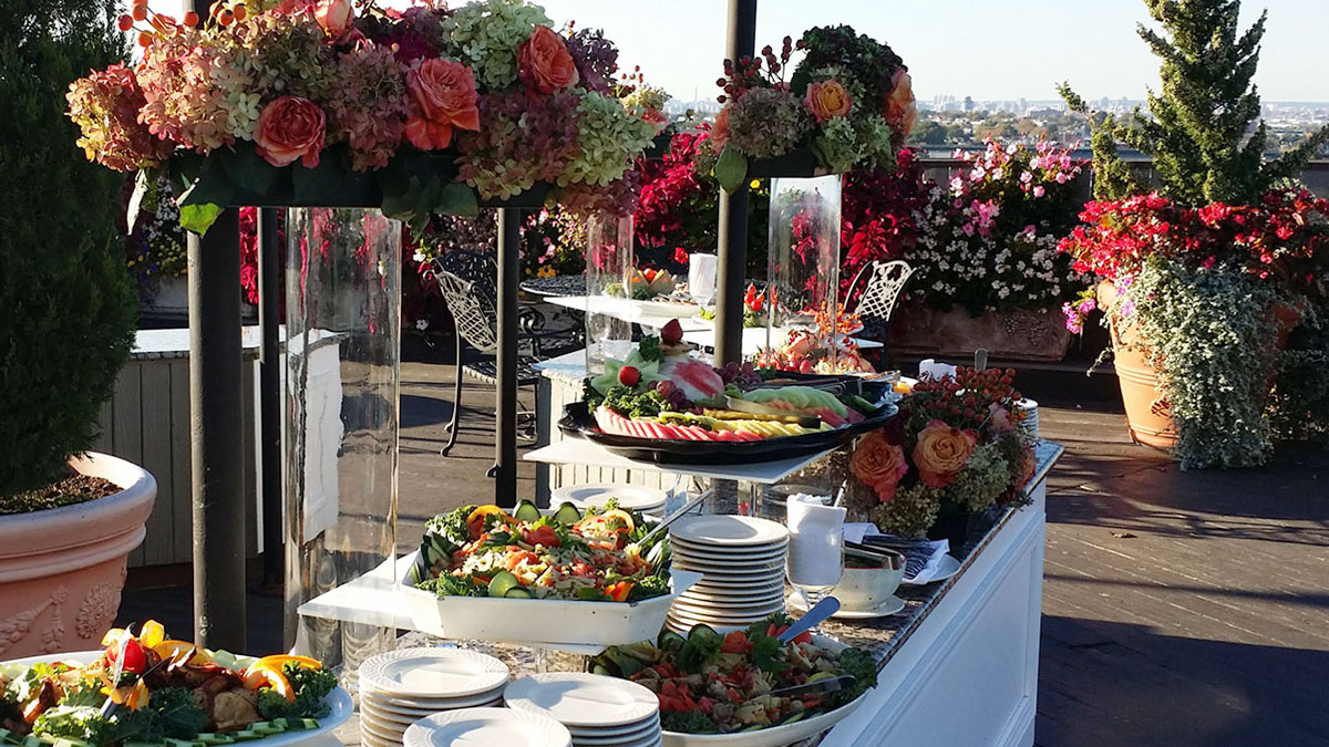A Premier Wedding Location in New York - Terrace on The Park