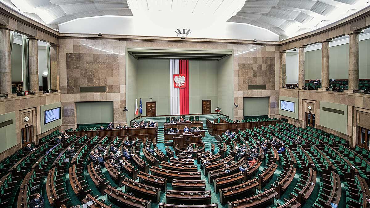 Parlamentarne wesołki-matołki