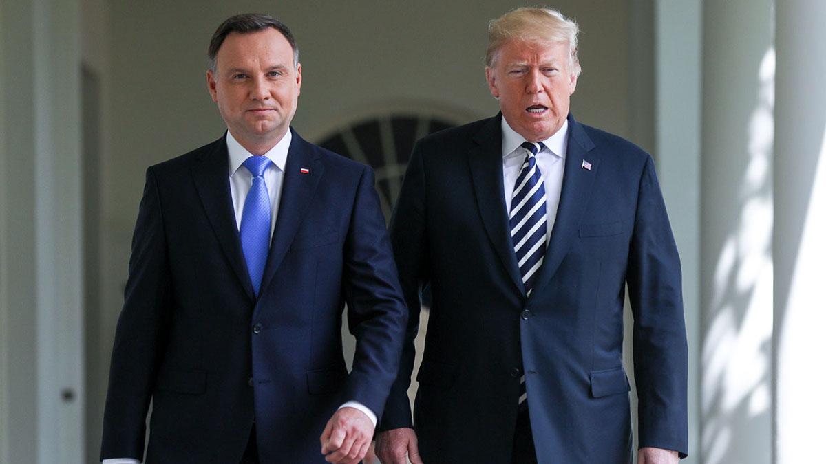 Program wizyty Prezydenta Dudy u Prezydenta Trumpa