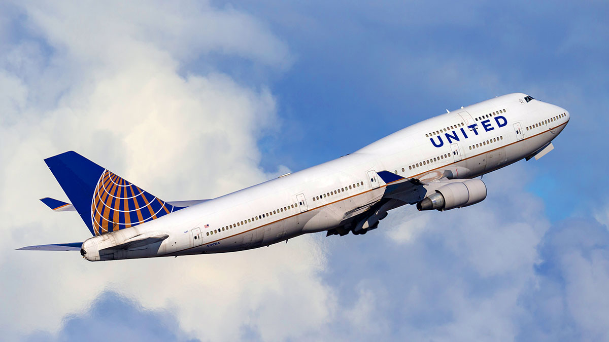 Nie będzie rejsów United Airlines na trasie Nowy Jork - Manchester