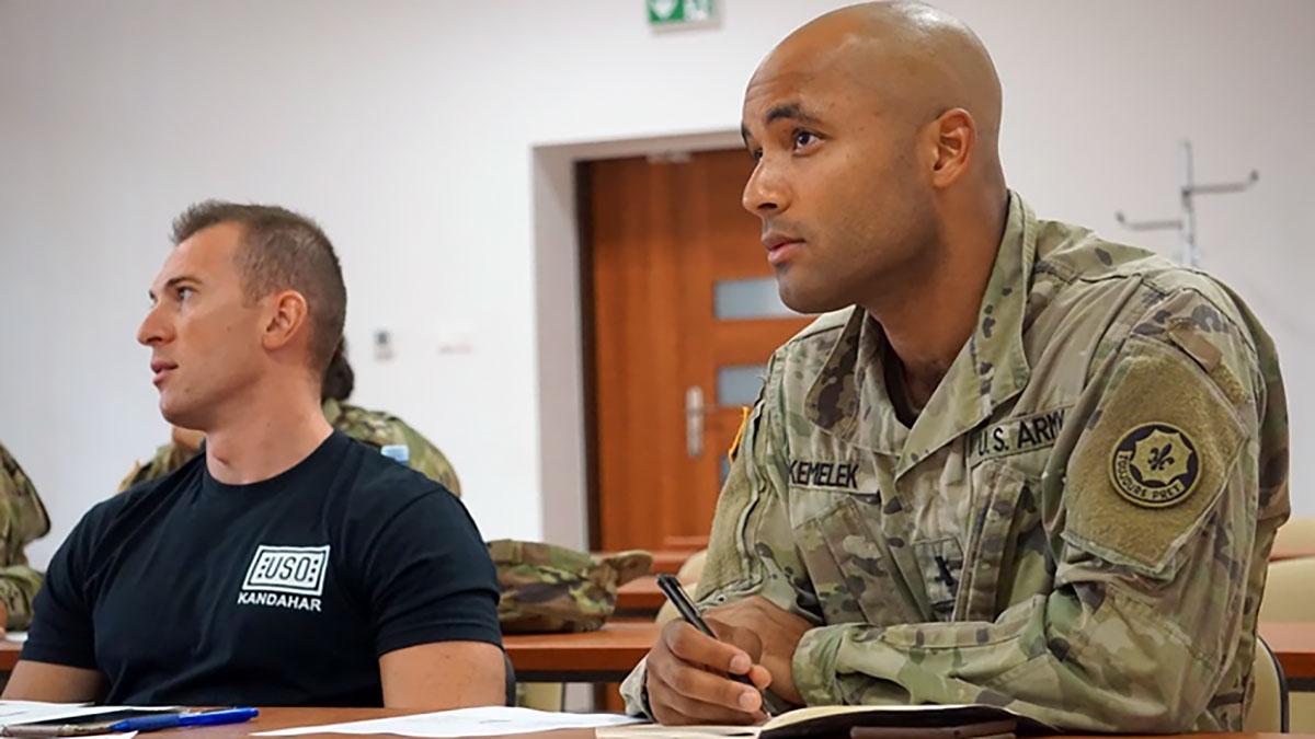 Polacy chcą więcej amerykańskich żołnierzy