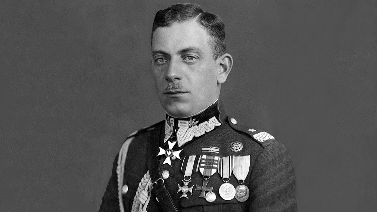 Stanisław Wieroński - Generał Wojska Polskiego