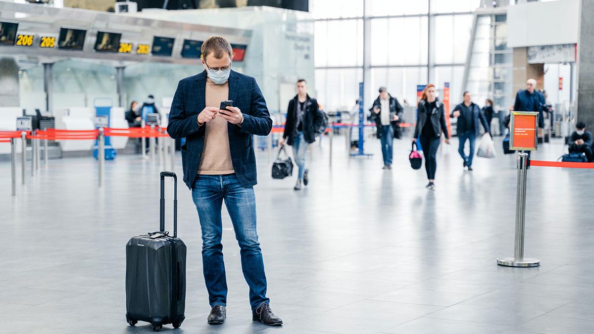 Zakaz wjazdu do Europy dla obywateli USA