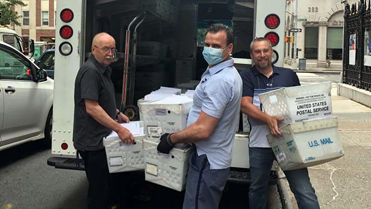 Wszystkie pakiety wyborcze na II turę głosowania w USA wysłane z Konsulatu RP w NY