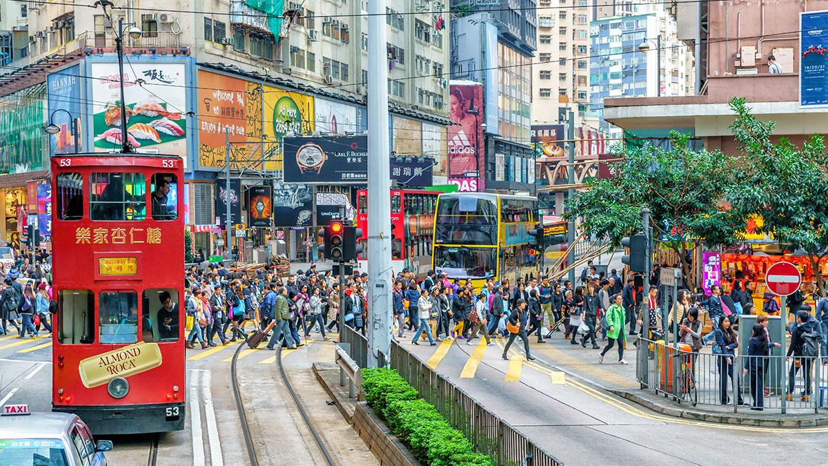 Cierpienie Hongkongu jest lekcją dla świata