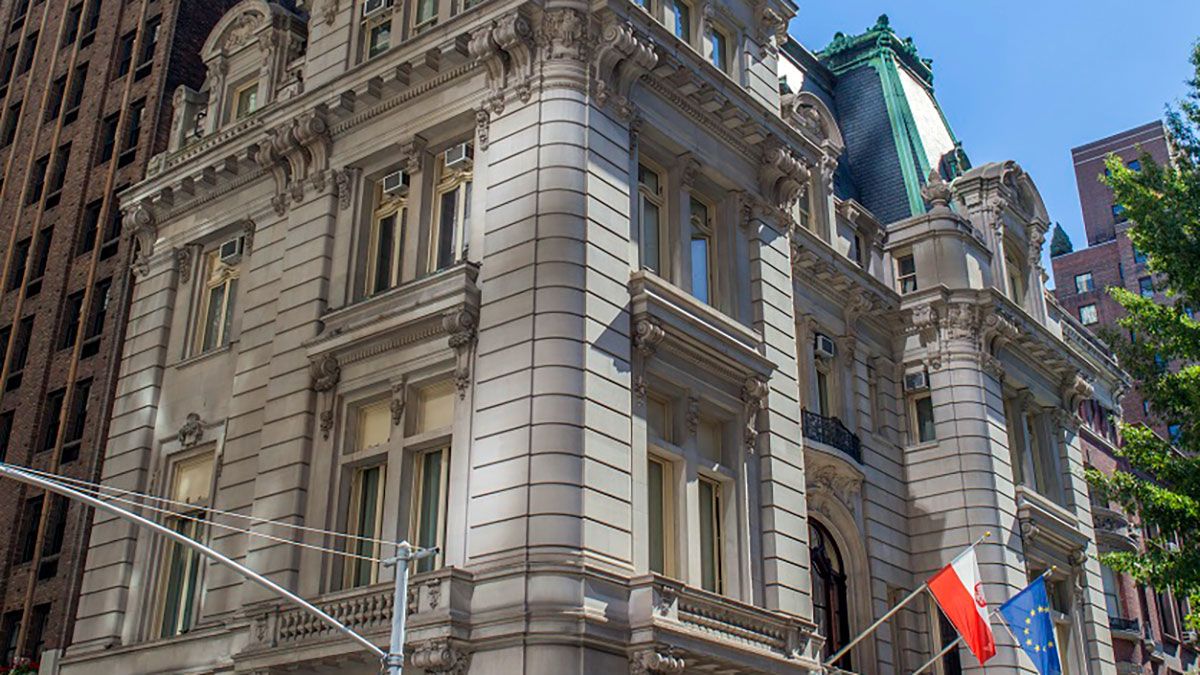 Zmiany w Konsulacie RP w Nowym Jorku. Paszporty, wizy...