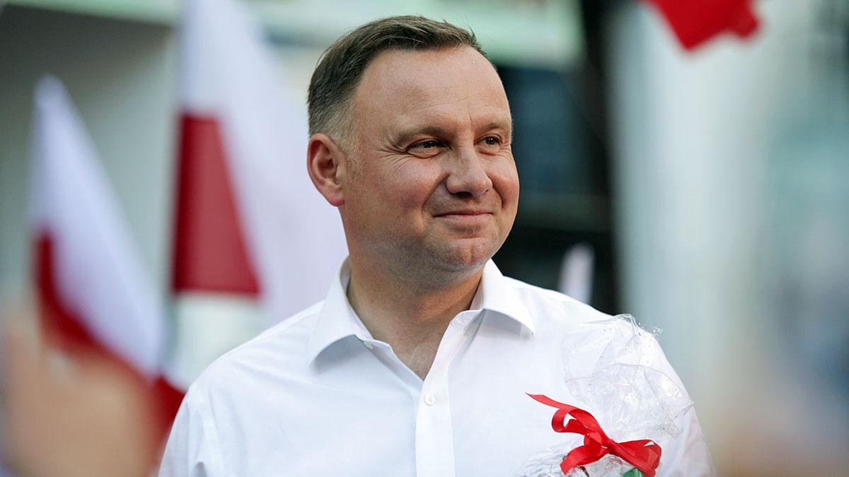 Andrzej Duda wygrał wybory według nieoficjalnych wyników