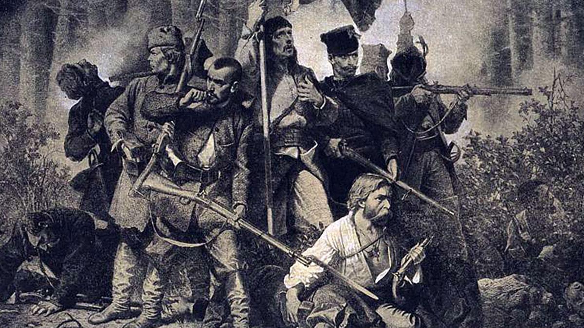 Józef Grekowicz - bohater powstania z 1863