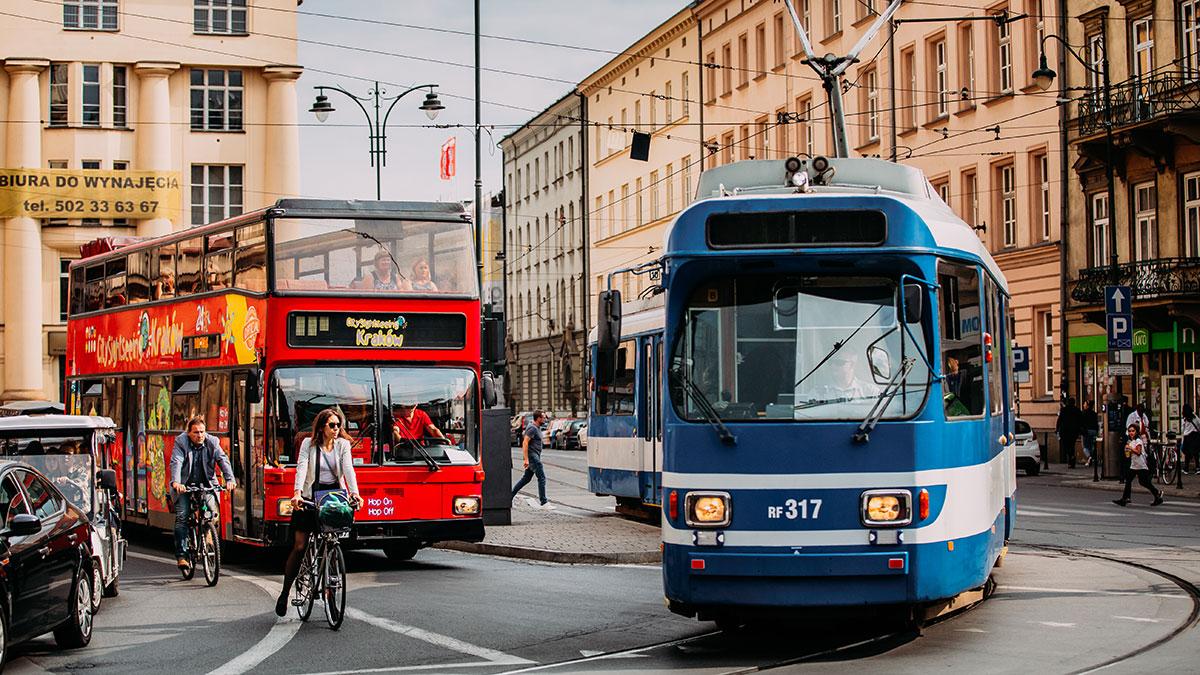 W trosce o bezpieczeństwo w pojazdach krakowskiej komunikacji