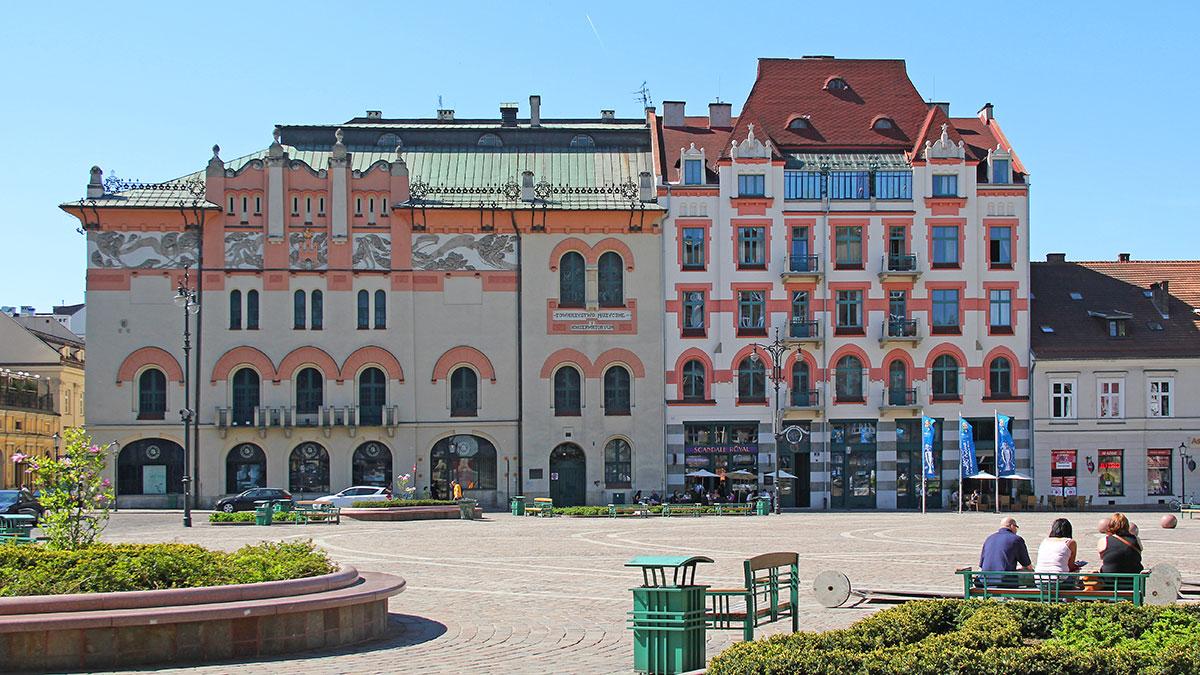 Pomnik krakowskiej przekupki
