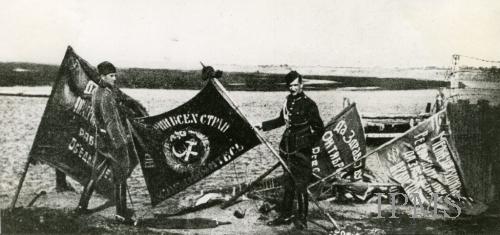 Portal poświęcony zwycięstwu nad bolszewikami