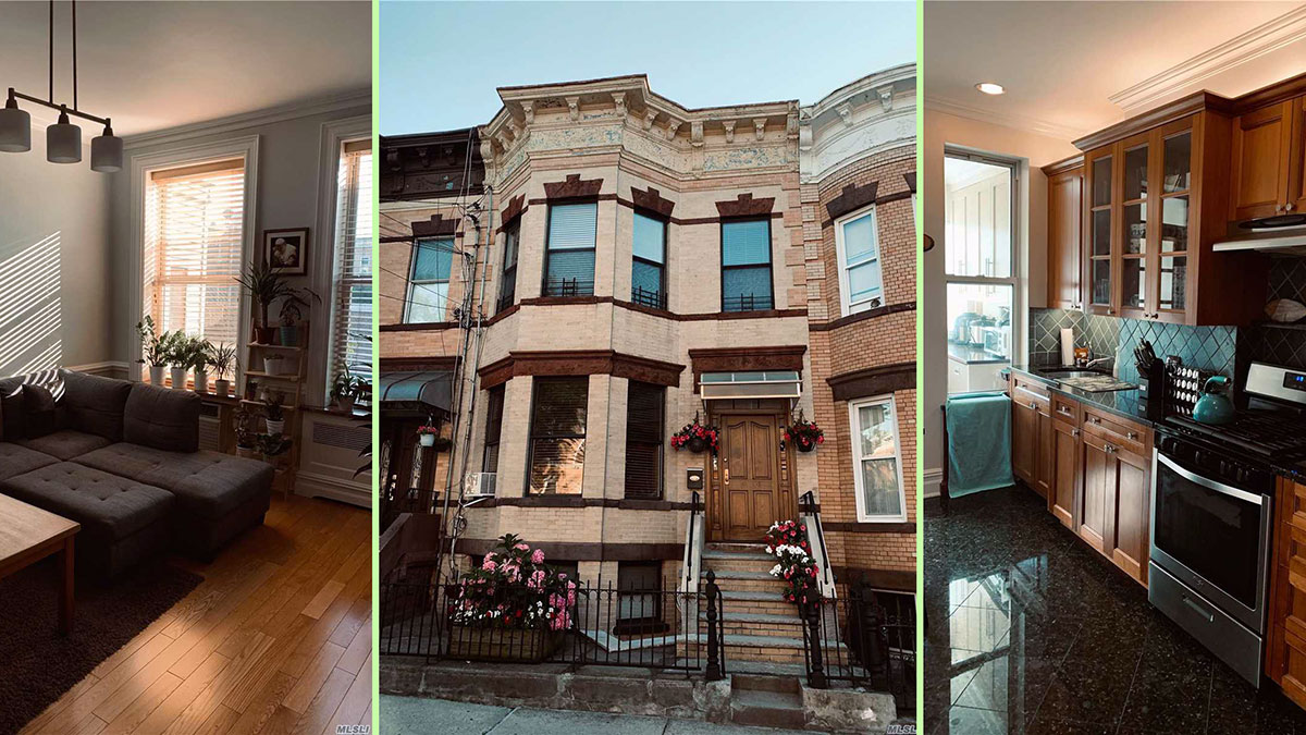 Na sprzedaż dom na Glendale, NY - gotowy do zamieszkania!