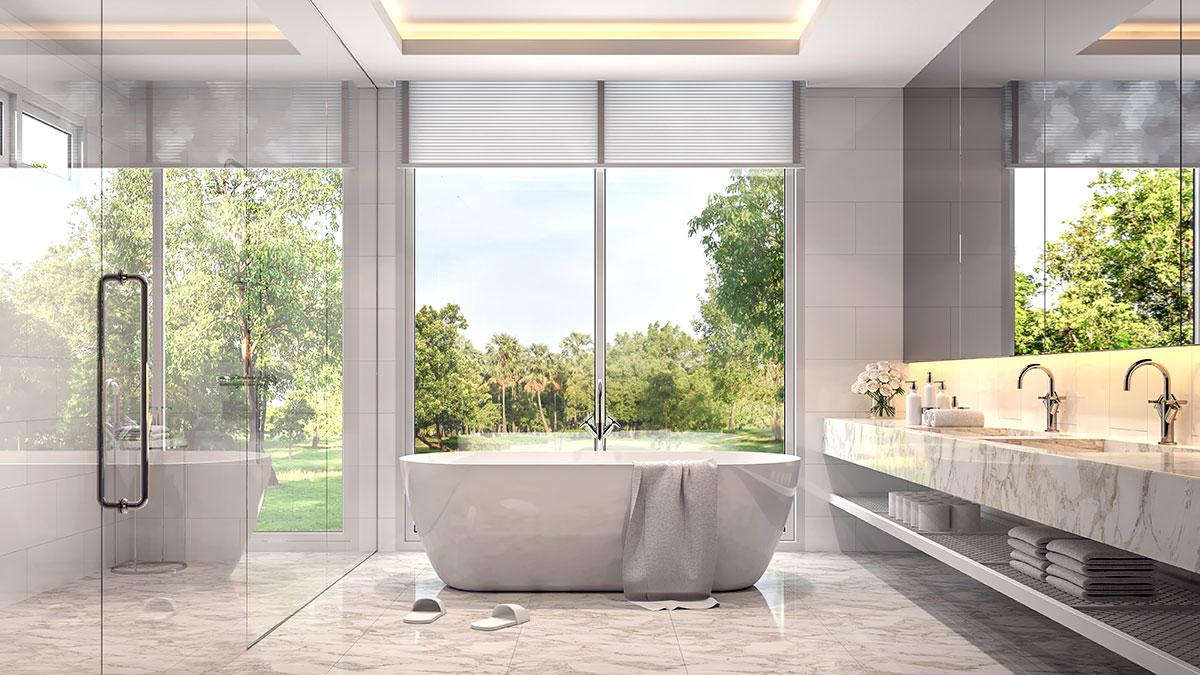 Na wykończenie domu granit i marmur z Euro Countertops Granite & Marble. Stany NJ, NY, PA i DE