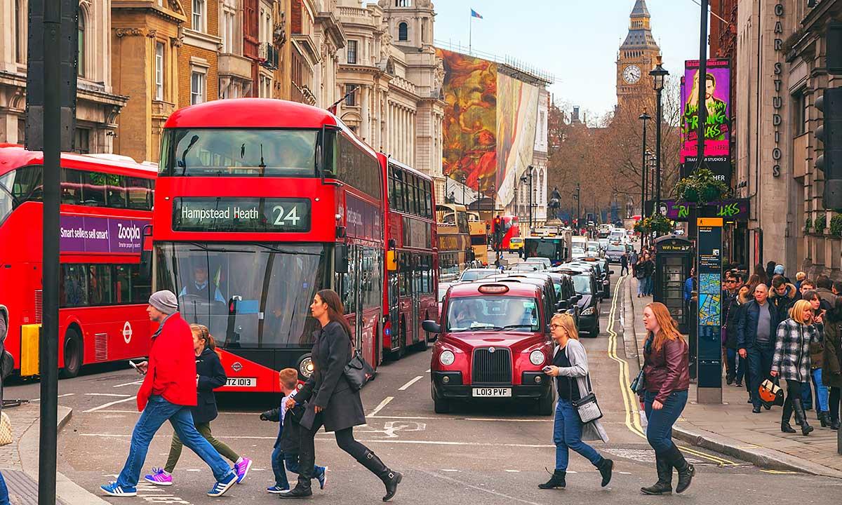 Religijny Londyn