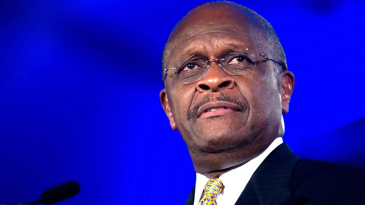 Herman Cain, przyjaciel Donalda Trumpa, zmarł na koronawirusa