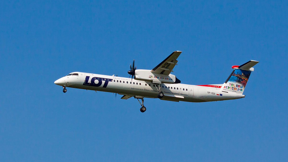 Huzar - nowy callsign LOT Polish Airlines