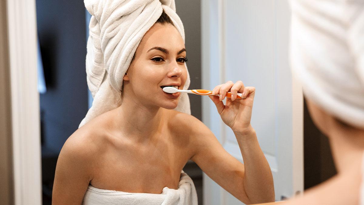 Zdrowa aloesowa pasta żelowa do mycia zębów