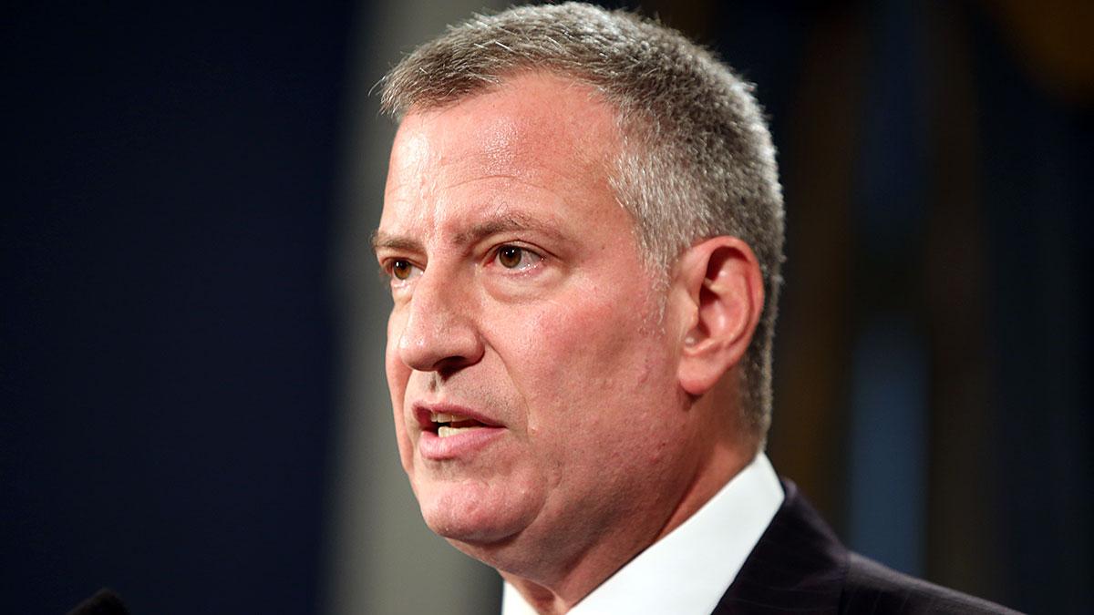 Nowy Jork ma punkty kontrolne do rejestracji wjeżdżających do miasta