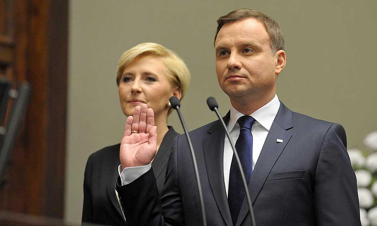 Andrzej Duda złoży przysięgę przed Zgromadzeniem Narodowym