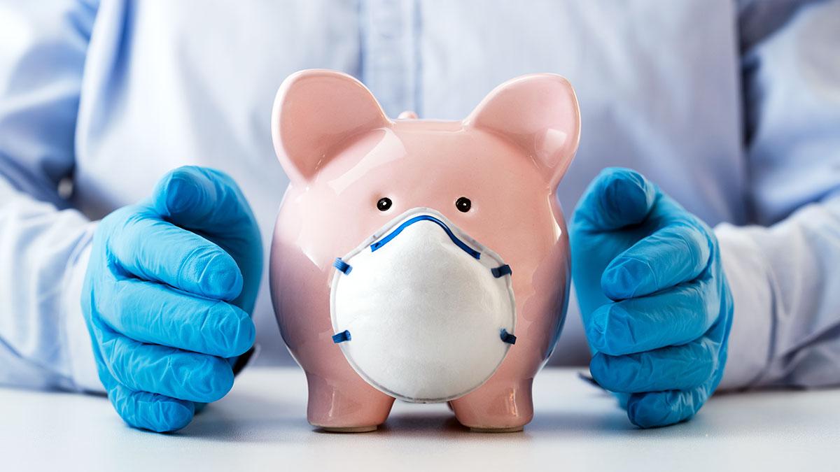 Co zmieniła epidemia koronawirusa w bankach i uniach kredytowych?