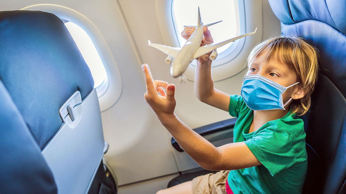Aktualne obostrzenia w lotnictwie pasażerskim dotyczące Polski