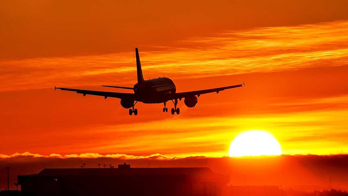Samoloty ze Stanów Zjednoczonych nie wylądują w Polsce do 25 sierpnia