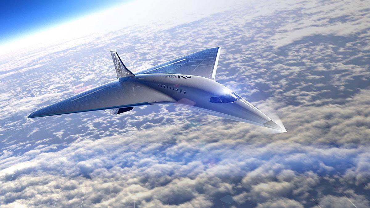 Virgin Galactic i Rolls-Royce współpracują nad samolotem naddźwiękowym