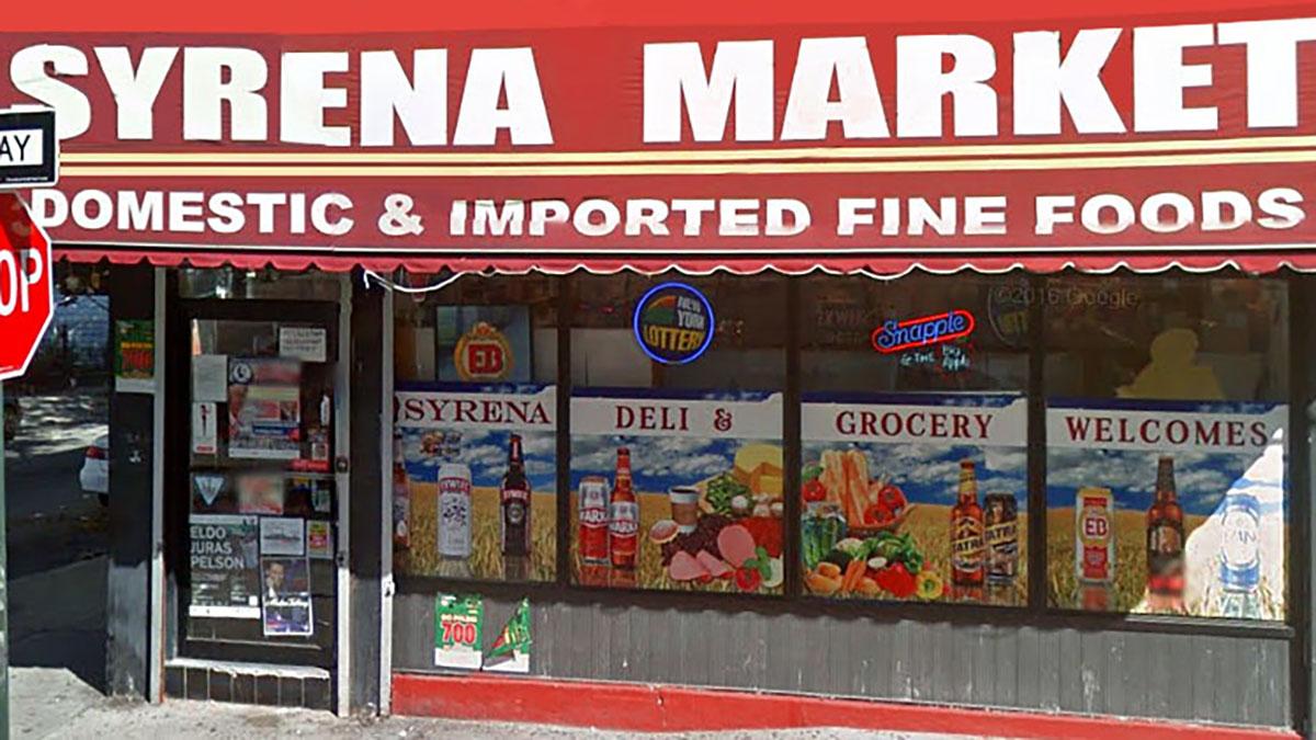 Polskie Produkty na Maspeth z Syrena Market