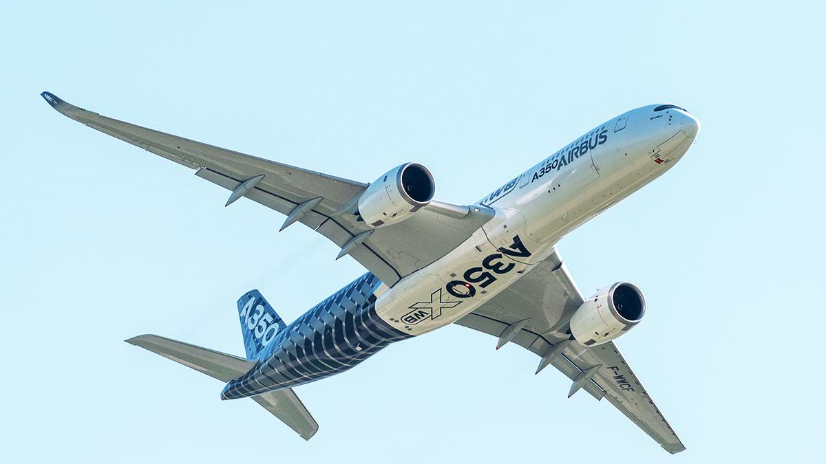 USA: wysokie cła na maszyny Airbusa utrzymane