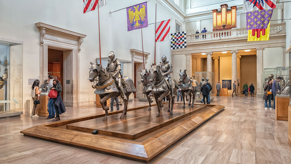 Muzea w Nowym Jorku otwarte z restrykcjami już w tym miesiącu