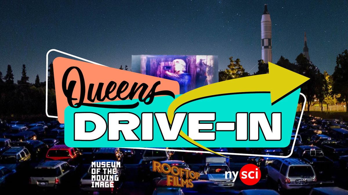 Free Wednesday Movie Nights at the 2020 Queens Drive-In
