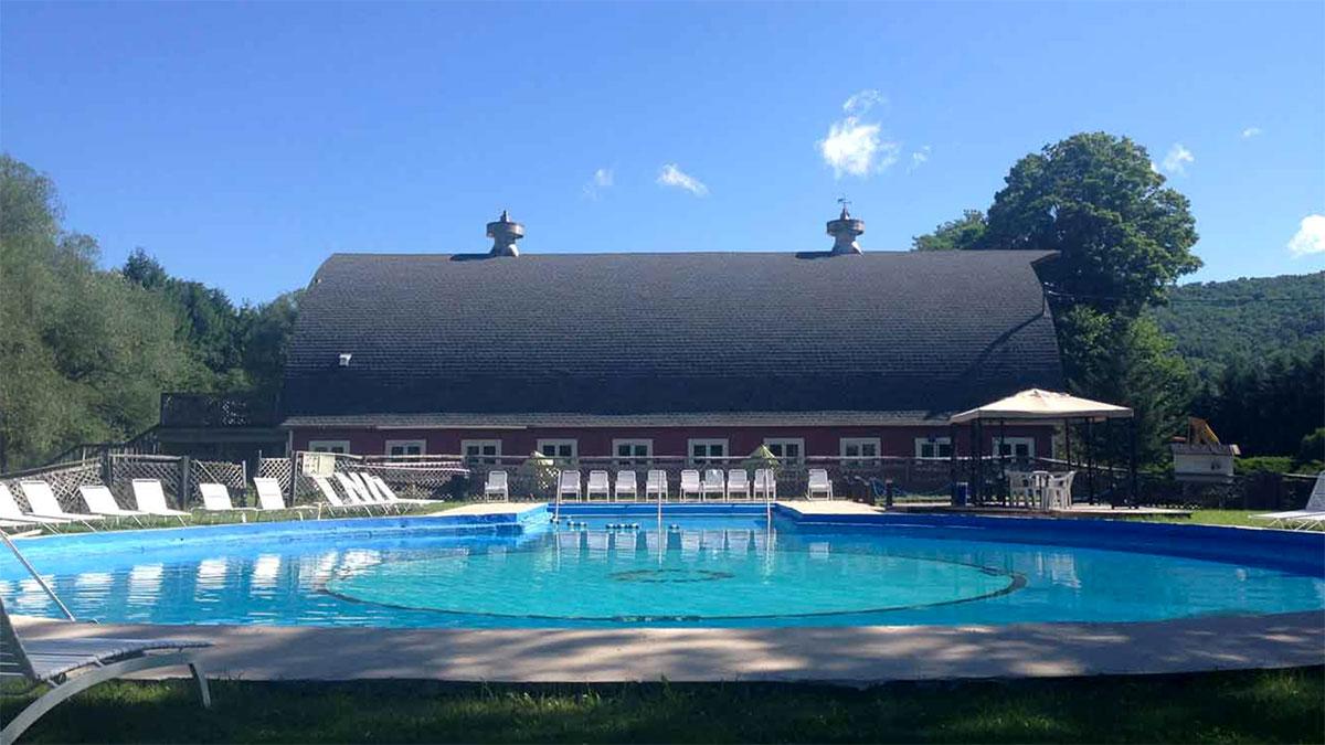 Na wesele, odpoczynek czy oderwanie się od problemów w Nowym Jorku - polski Homestead Farm Resort
