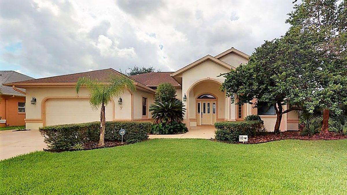 Floryda: piękny dom na sprzedaż nad kanałem i blisko oceanu