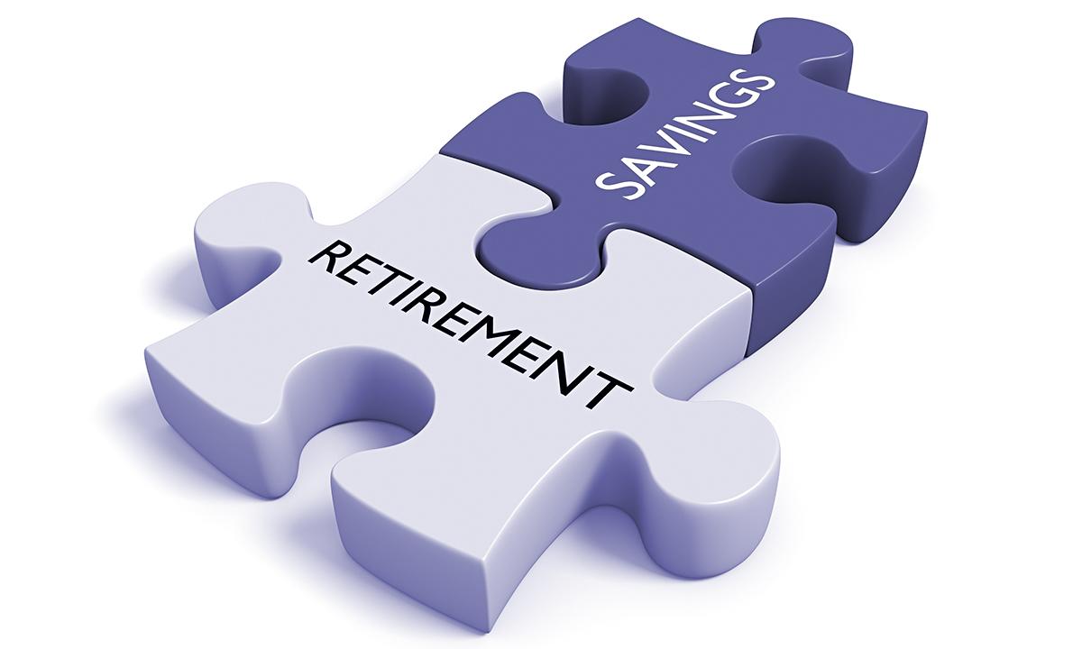 Wpłaty na konto emerytalne, gdy brak dochodu