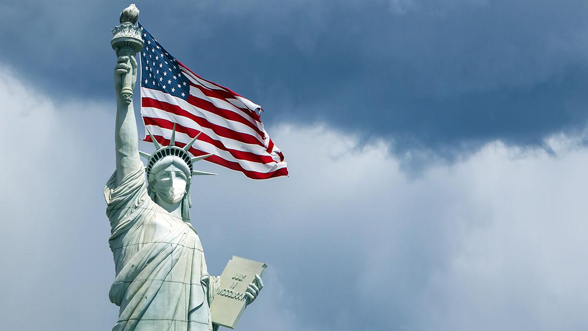 Kto może starać się o wizę i podróżować z Polski do USA w czasie koronawirusa?