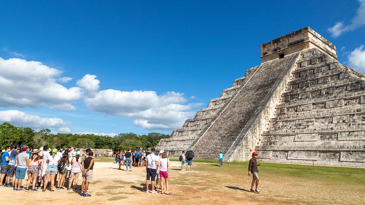 Yucatan and Riviera Maya