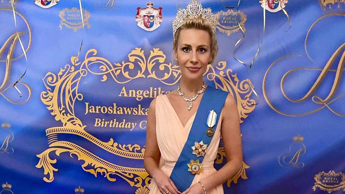 Polish Duchess Turns 30 Years Old