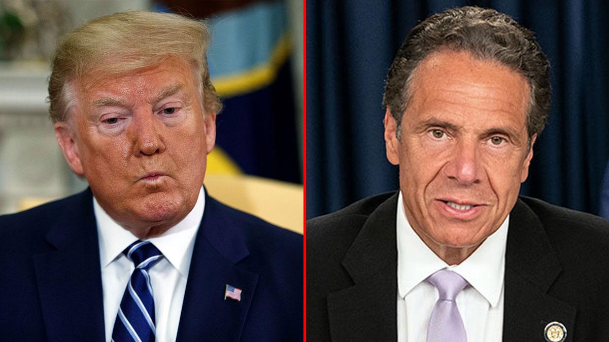 Trump mści się na mieszkańcach Nowego Jorku