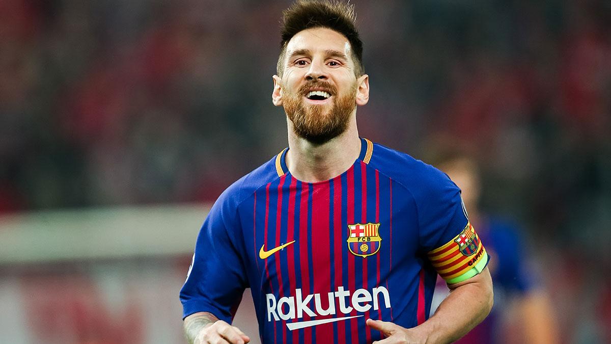 Lionel Messi zostaje jednak w Barcelonie
