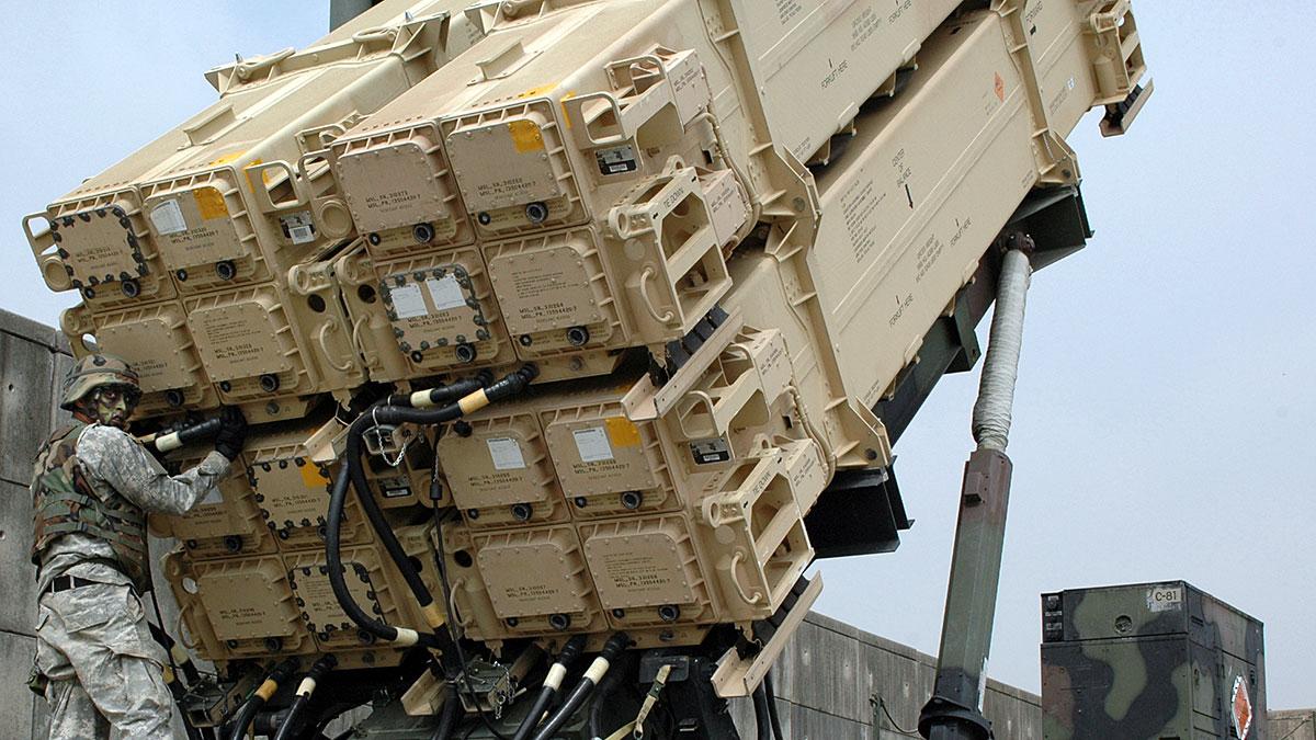 Systemy rakiet Patriot będą produkowane w Polsce w nowej fabryce Lockheed Martin
