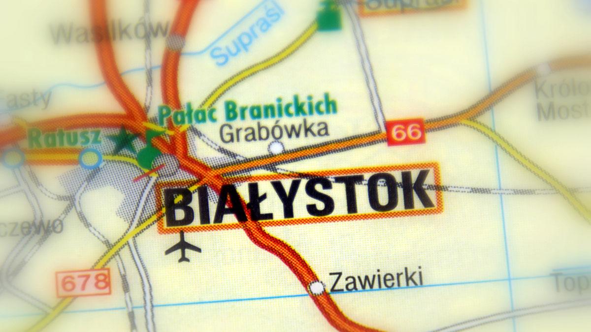 Białystok będzie miał lotnisko