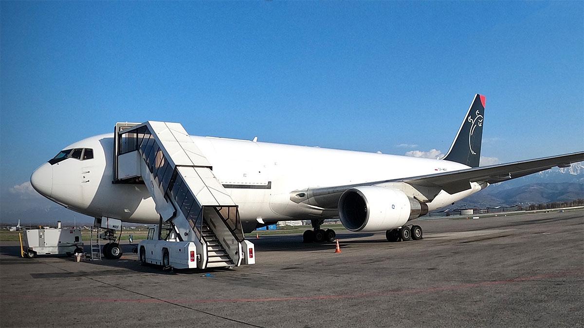Z Wrocławia loty czarterowe do USA planują SkyTaxi
