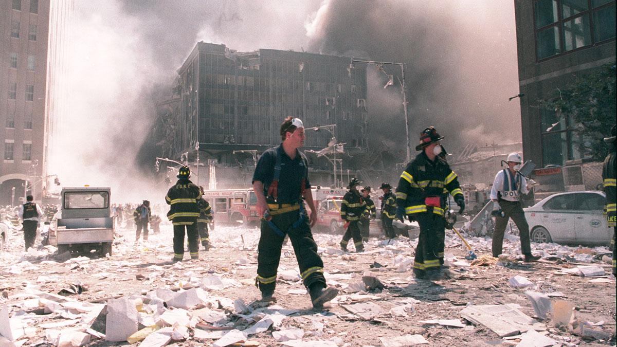 Rocznica 9/11 w czasie pandemii koronawirusa