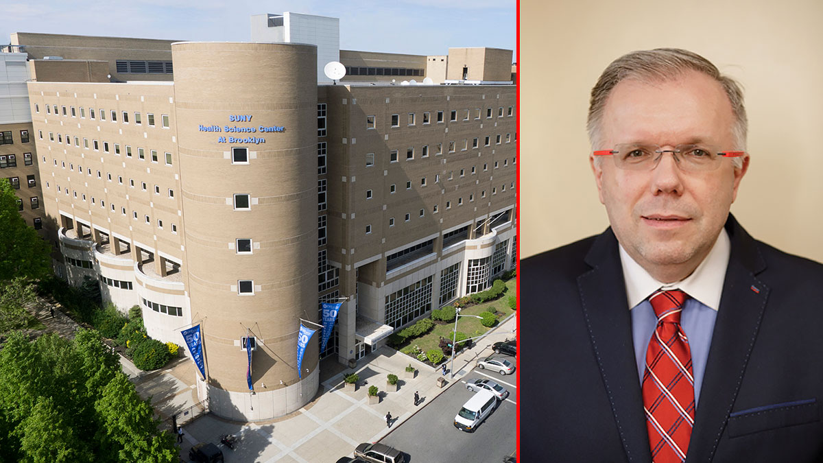 Polski kardiolog w NY, Adam S. Budzikowski laureatem nagrody wydziału kardiologii Lekarz Roku 2020 im. A. Strachera